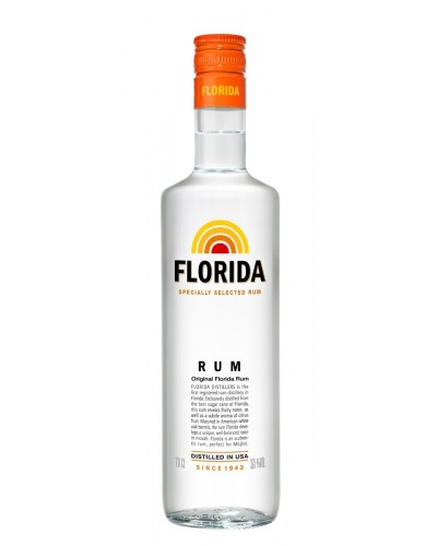Rhum Florida 37,5 ° 70CL X0