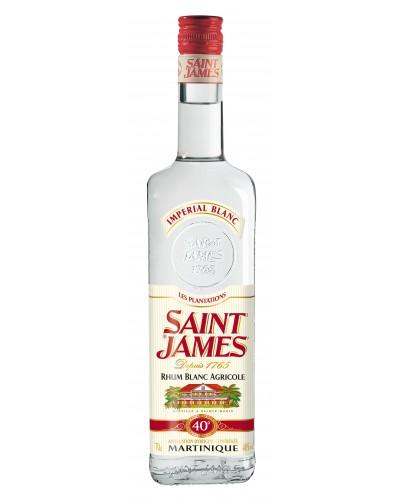 Rhum St James 70CL 40 ° X0