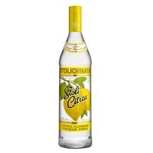 Vodka Stolichnaya Citros 37.5 70CL