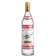 Vodka Stolichnaya Red 40 ° 70CL