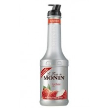 FRUIT DE MONIN LITCHI 1L X01