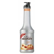FRUIT DE MONIN PECHE 1L X01