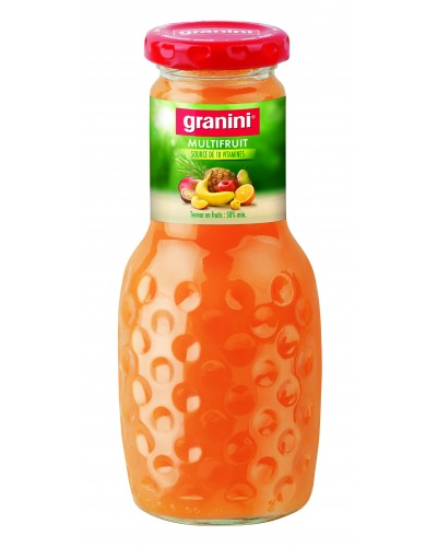 Multifruits Granini 25CL X12