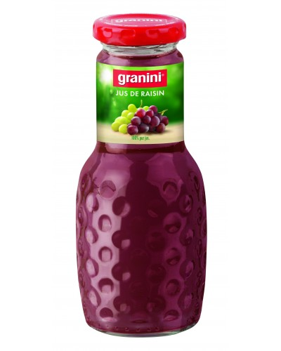 Raisin Rouge Granini 25CL X12