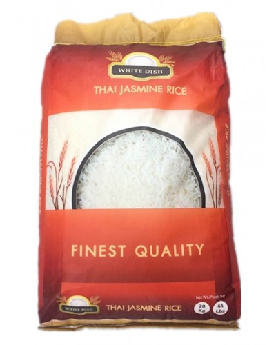 Rice Jasmin from Thailand 20kg