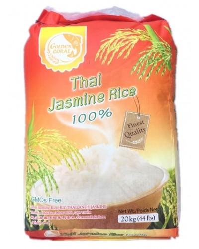 Riz Jasmin de Thaïlande 20kg