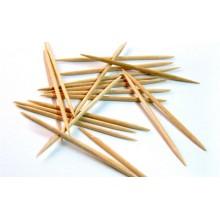 Cure dent en bambou X10