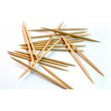 Bamboo tooth treatment X10