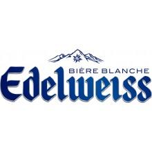 EDELWEISS BLANCHE 5° FUT 20L