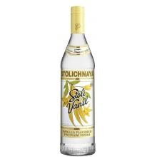 Vodka Stolichnaya Vanille 37.5 70Cl