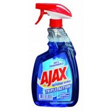 Ajax Vitre Spray 750Ml