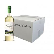 Anderra Chili Blanc Sauvignon 75CL
