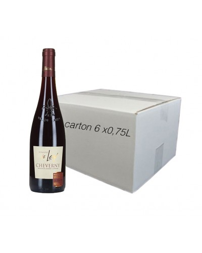Cheverny Rouge 75CL Aoc X06