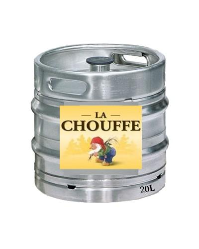 Chouffe 8° - Fut 20 L