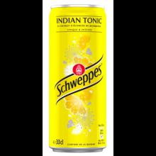 Boite Schweppes Tonic (Bt33)    X24