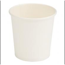 Gobelet à café en carton blanc 4 oz 10cl x 2000/carton