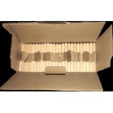 Boîte de 2 500 Spatules Bois 103 mm  50 sticks de 50