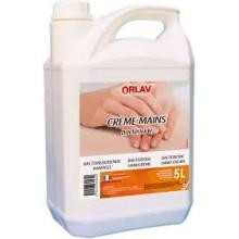 Crème main bactericide neutre 5L