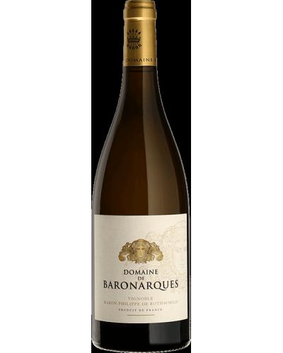 DOMAINE DE BARONARQUES BLANC 2017 - 75CL Limoux Blanc Aop