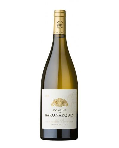 DOMAINE DE BARONARQUES BLANC - 75CL Limoux Blanc Aop