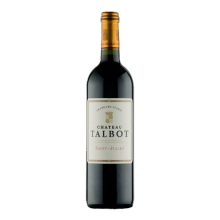 CHATEAU TALBOT 2018 75CL