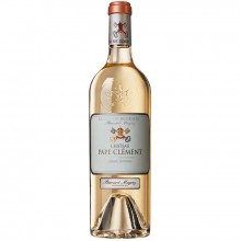 CHATEAU PAPE CLÉMENT BLANC 2017 - 75CL Pessac Leognan Blanc Aop