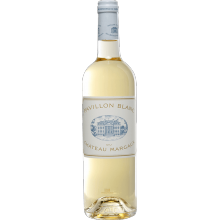 PAVILLON BLANC DE CHÂTEAU MARGAUX 2007 - 75CL Bordeaux Blanc Aop