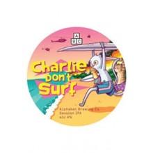 ALPHABET CHARLIE DON'T SURF 3,5° - FUT 30L
