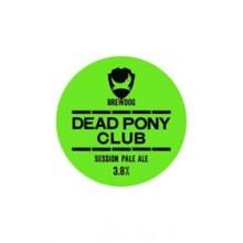 BREWDOG DEAD PONY 3.8° - FUT 20L