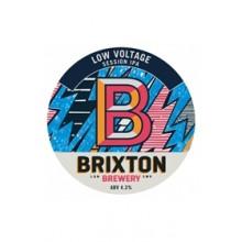 BRIXTON LOW VOLTAGE 4.3° - FUT 20L