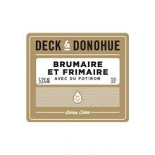 DECK & DONOHUE BRUMAIRE - FUT 30L
