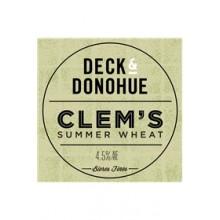DECK & DONOHUE CLEMS 4.5° - FUT 30L