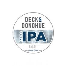 DECK & DONOHUE INDIGO IPA - FUT 30L