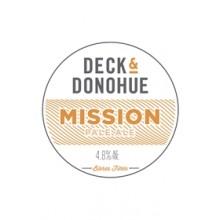 DECK & DONOHUE MISSION 4.8° -  FUT 30L