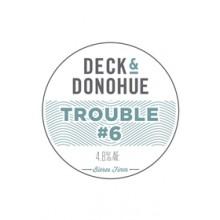DECK & DONOHUE TROUBLE 4.8° - FUT 30L