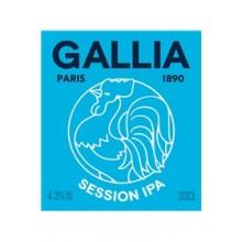 GALLIA SESSION IPA 4.3° - FUT 30L