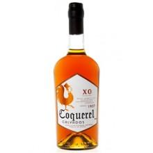 COQUEREL CALVADOS XO 40° 70CL X01