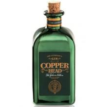 COPPERHEAD GIN GIBSON ED 40° 50CL X01