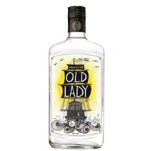 GIN OLD LADY 37.5° 70CL X01