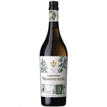 QUINTINYE VERMOUTH EXT DRY 17° 75CL X01