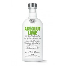 Absolut Lime Vodka Vp70 40°X01