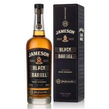 JAMESON BLACK BARREL WHISKY 40° 70CL X01