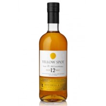 YELLOW SPOT WHISKY 12ANS 46° 70CL X01