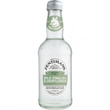 FENTIMANS WILD ELDERFLOWER VP 27.5CL X24
