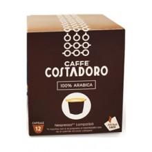 CAFE COSTADORO COMPATIBLE NESPRESSO 12 CAPSULES X12