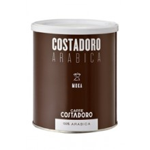 CAFE COSTADORO ARABICA MOKA MOULU 250G X01