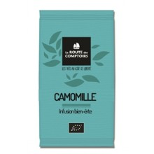 LA ROUTE DES COMPTOIRS INFUSION CAMOMILLE X50