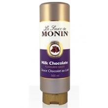 LA SAUCE DE MONIN CHOCOLAT AU LAIT 500ML