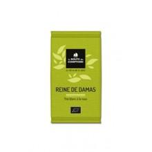 LA ROUTE DES COMPTOIRS REINE DAMAS THE BLANC A LA ROSE 50X01