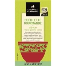 LA ROUTE CUEILLETTE GOURMANDE THE VERT 100X01
